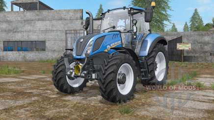 New Holland T5-series 150 hp for Farming Simulator 2017