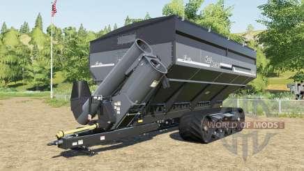 Elmers HaulMaster discharge speed increased for Farming Simulator 2017