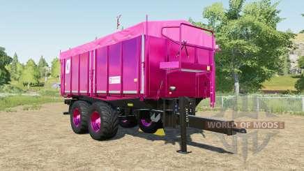 Kroger TKD 302 Snu-Edition for Farming Simulator 2017