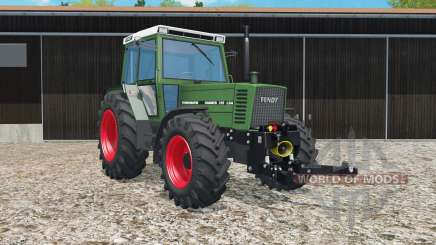 Fendt Farmer 310 LSA Turbomatik dark green for Farming Simulator 2015