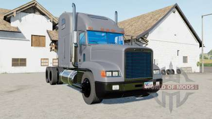 Freightliner FLD 120 oslo gray for Farming Simulator 2017