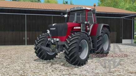 Fendt 930 Vario TMS weinrot for Farming Simulator 2015