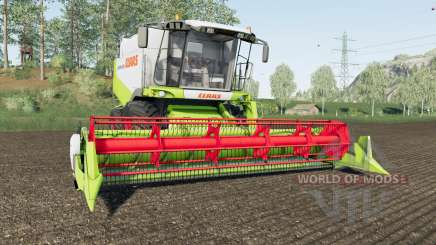 Claas Lexion 530 and S 600 for Farming Simulator 2017