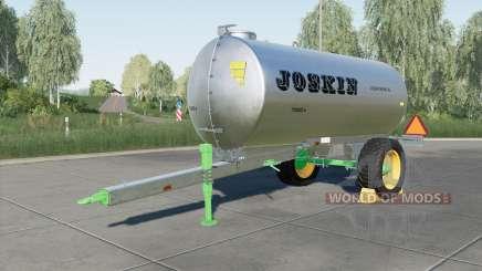 Joskin AquaTrans 7300 S for Farming Simulator 2017