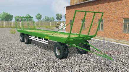 Pronar T026 north texas green for Farming Simulator 2013
