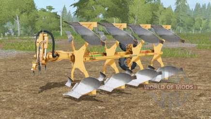 Moro Aratri QRV 20A Raptor for Farming Simulator 2017