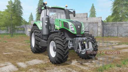 New Holland T8-series for Farming Simulator 2017