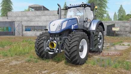 New Holland T7-series for Farming Simulator 2017