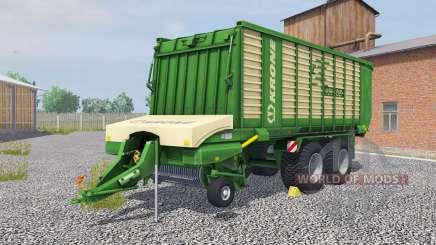 Krone ZX 450 GD la salle green for Farming Simulator 2013