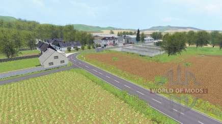 Agrofarm Kvasovec for Farming Simulator 2015
