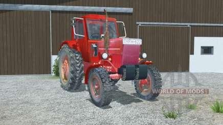 MTZ-80, Belarus open doors for Farming Simulator 2013
