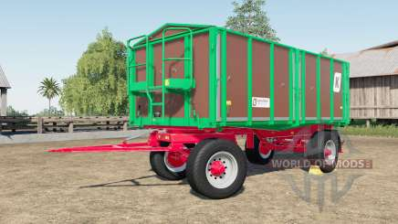 Kroger Agroliner HKD 302 new tire configs for Farming Simulator 2017