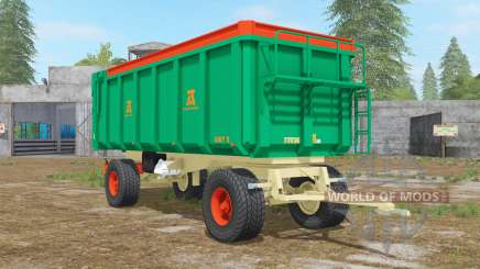 Aguas-Tenias GAT20 jade for Farming Simulator 2017