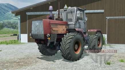 T-150K control panel for Farming Simulator 2013