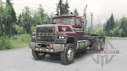 Ford LTL9000 for Spin Tires