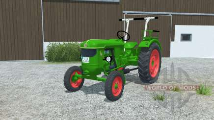 Deutz D 40S MoreRealistic for Farming Simulator 2013