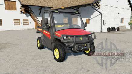 John Deere XUV865M multicolor for Farming Simulator 2017