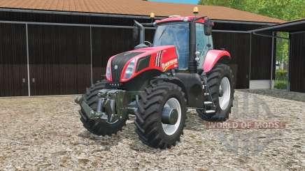 New Holland T8.435 Power Plus for Farming Simulator 2015