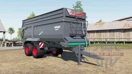 Krampe Bandit 750 capacity 100.000 liters for Farming Simulator 2017