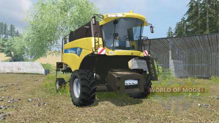New Holland CX5090 Hillside for Farming Simulator 2013