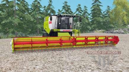 Claas Lexion 770 TerraTrac rio grandᶒ for Farming Simulator 2015