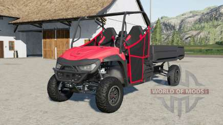 Mahindra Retriever long for Farming Simulator 2017