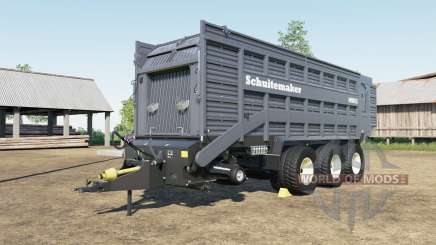 Schuitemaker Rapide 8400W colour choice for Farming Simulator 2017