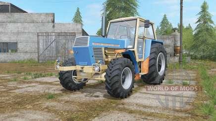 Zetor Crystal 12045 rich electric blue for Farming Simulator 2017