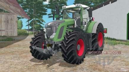 Fendt 939 Vario panel IC for Farming Simulator 2015