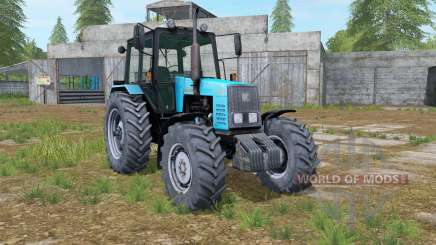 MTZ-1221 Belarus tractor work lights for Farming Simulator 2017