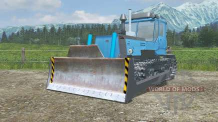 T-150-09 with a blade for Farming Simulator 2013