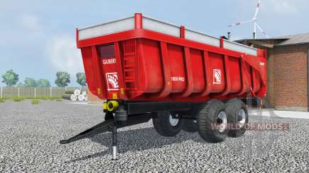 Gilibert 1800 Pro all the fruit for Farming Simulator 2013