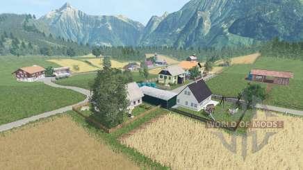 Walchen v1.2.1 for Farming Simulator 2015