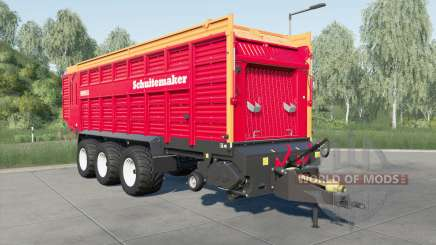 Schuitemaker Rapide 8400W for Farming Simulator 2017