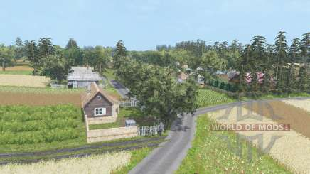 Srednia Wies v7.0 for Farming Simulator 2015