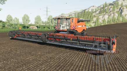Case IH Axial-Flow 9240 added wide tires for Farming Simulator 2017