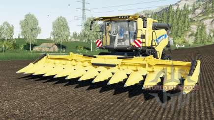 New Holland CR10.90 Revelation for Farming Simulator 2017