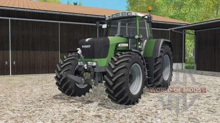 Fendt 930 Vario TMS hippie green for Farming Simulator 2015