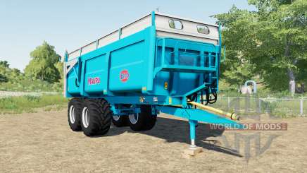 Maupu BBM 18 EVOlution for Farming Simulator 2017