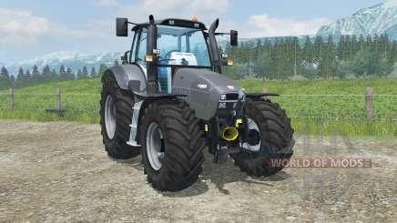 Hurlimann XL 130 in grau for Farming Simulator 2013