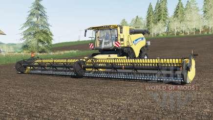 New Holland CR10.90 & SuperFlex Draper 45FT for Farming Simulator 2017