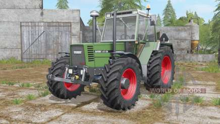 Fendt Favorit 615 LSA Turbomatik E washable for Farming Simulator 2017