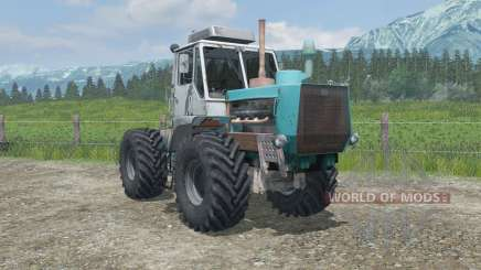 T-150K blue for Farming Simulator 2013