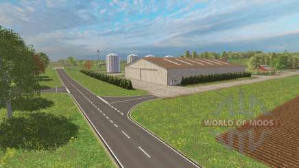 Iowa Farms and Forestry for Farming Simulator 2015
