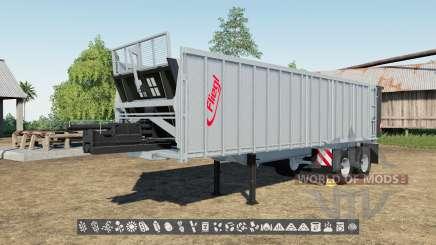 Fliegl ASS 298 Gigant wheels selection for Farming Simulator 2017