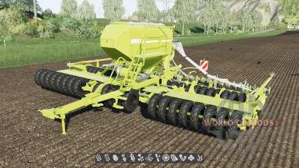 Horsch Pronto 9 DC added crops for Farming Simulator 2017
