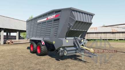Fendt Tigo XR 75 D multicolor for Farming Simulator 2017