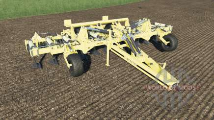 Agrisem Cultiplow Platinum with plow function for Farming Simulator 2017
