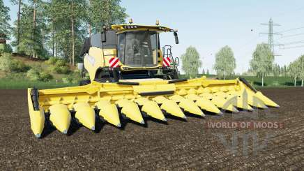 New Holland CR10.90 max speed 63 km-h for Farming Simulator 2017