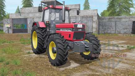 Case International 1455 XL rim color selectable for Farming Simulator 2017